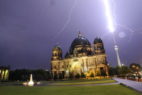UN Wetter in Deutschlands Hauptstadt Quelle: morgenpost.de