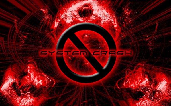 systemcrash